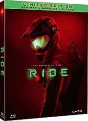 RIDE (Limited Edition) Blu ray+Booklet+2 Cards
