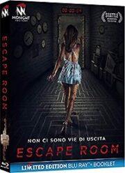 Escape Room (Edizione Limitata) Blu-Ray+Booklet