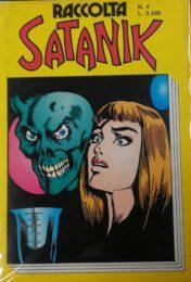 Satanik – Raccolta 4