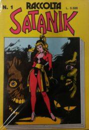 Satanik – Raccolta 1