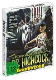 Orribile segreto del dr.Hichcock (Blu-Ray/DVD/CD) Limited Edition