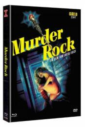 Murderock – Uccide a passo di danza [Blu Ray+DVD] Cover A LTD 444