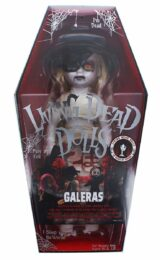 Living Dead Dolls 20th Anniversary Series 10-inch Collector Doll – Galeras