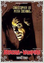 Dracula Il Vampiro (1958) Special Edition Restaurato In HD (Dvd+Poster)