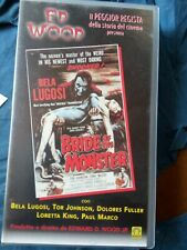 Bride of the monster (VHS)