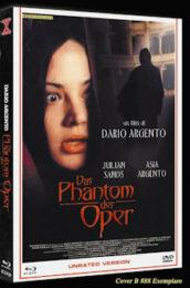 Fantasma dell'opera, Il [Blu Ray+DVD] Cover B LTD 888