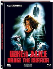 Quando Alice ruppe lo specchio [Blu Ray+DVD] Cover B LTD 666