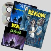 Demoni (2 CD + FUMETTO)