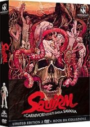 Carnivori Venuti Dalla Savana – Squirm Limited Edition (2 Dvd+Booklet)