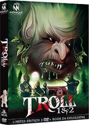 Troll La Collezione Completa (1+2+Best Worst Movie) Limited edition 3 DVD