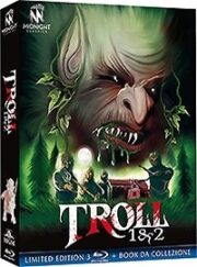 Troll La Collezione Completa (1+2+Best Worst Movie) Limited edition 3 Blu Ray
