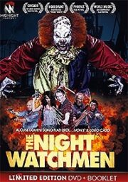 Night Watchmen, The (Limited Edition) DVD+Booklet