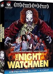 Night Watchmen, The (Limited Edition) Blu Ray+Booklet