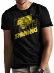 Shining – Yellow Logo (t-shirt)