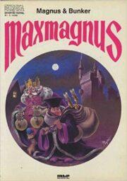 Maxmagnus (Eureka Graphic Novel n.1)