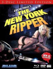 Squartatore di New York (3-Disc Ltd: 2BR+CD)