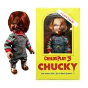 Bambola Assassina 3 – Chucky Pizza face Talking (38cm)