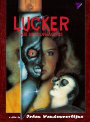 Lucker The Necrophagous LTD DVD + Poster