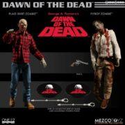 Dawn of The Dead: 2 figure box set