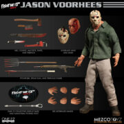 Jason Voorhees Venerdi 13(Friday The 13th Part 3) One: 12