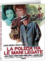 Polizia ha le mani legate, La (Limited mediabook Blu Ray)