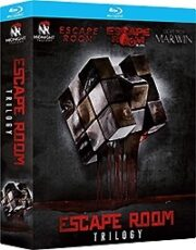 Escape Room Trilogy (3 Blu Ray)