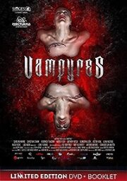 Vampyres (2015) Limited Edition DVD+Booklet