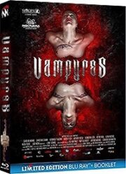 Vampyres (2015) Limited Edition Blu Ray+Booklet