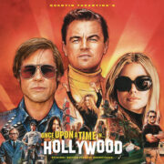 Quentin Tarantino's Once Upon Time Hollywood C'era una volta a Hollywood Limited 2 LP Orange