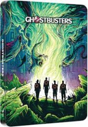 Ghostbusters 2016 (BLU RAY Edizione Esclusiva Steelbook MW)