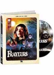Collection Lucio Fulci: Paura nella città dei morti viventi (Blu-Ray + DVD + LIBRO)