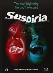 Suspiria – Ltd 333 edition (2 Blu-Ray)