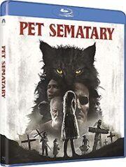 Pet Sematary (2019) Blu Ray