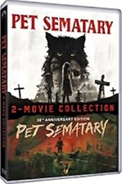 Pet Sematary Collection (1989-2019) 2 DVD