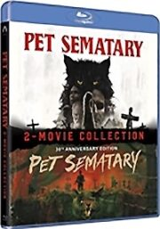 Pet Sematary Collection (1989-2019) 2 Blu Ray