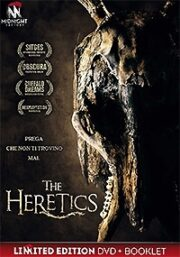 Heretics, The (Ltd Edition) Dvd+Booklet