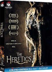 Heretics, The (Ltd Edition) Blu Ray+Booklet