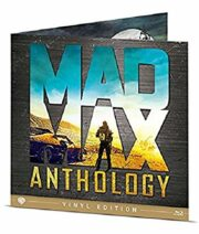 Mad Max Anthology – Vinyl Edition (4 Blu-Ray)