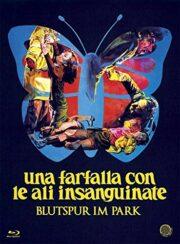 Farfalla con le ali insanguinate, Una (Blu Ray)