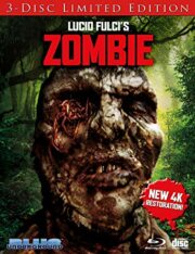 Zombi 2 (BLU RAY – Cover C: Worms)