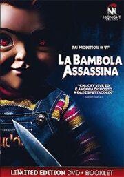 Bambola Assassina, La (2019) Ltd Edition Dvd+Booklet