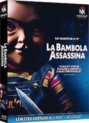 Bambola Assassina, La (2019) Ltd Edition Blu Ray+Booklet