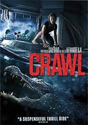 Crawl – Intrappolati (Blu Ray)
