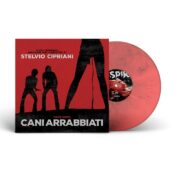 Cani arrabbiati OST (LP dirty red alfetta)