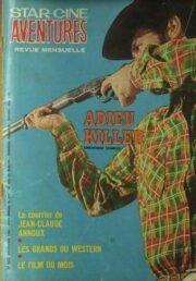 STAR CINE AVENTURES N° 207 – ADIEU KILLER