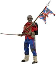 IRON MAIDEN EDDIE TROOPER CLOTHED figure