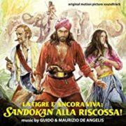 Tigre è ancora viva: Sandokan alla riscossa!, La (CD – new edition)