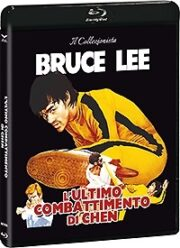 Bruce Lee Collection #04: L'Ultimo Combattimento Di Chen (Dvd+Blu-Ray)
