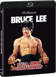 Bruce Lee Collection #02: Dalla Cina Con Furore (Dvd+Blu-Ray)