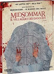 Midsommar: Il Villaggio Dei Dannati (Director's Cut) Blu-Ray 4K Ultra HD+Blu-Ray+Postcard